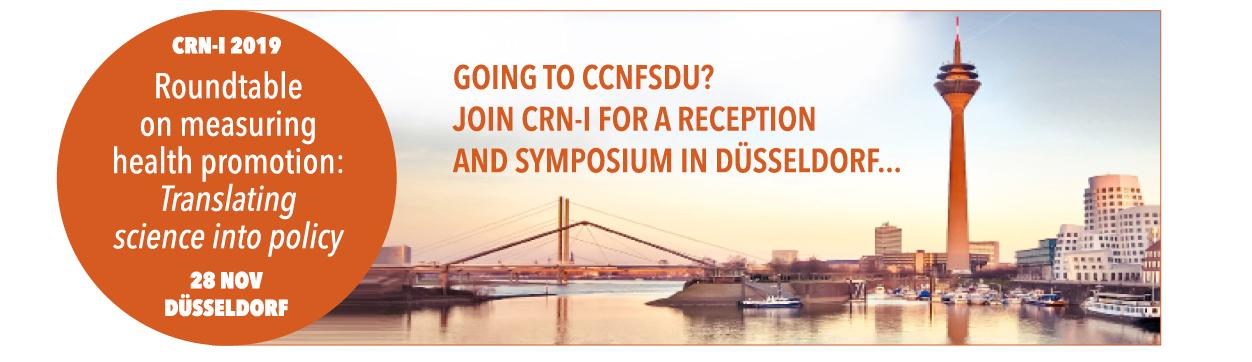 CRN-I 2019 Symposium
